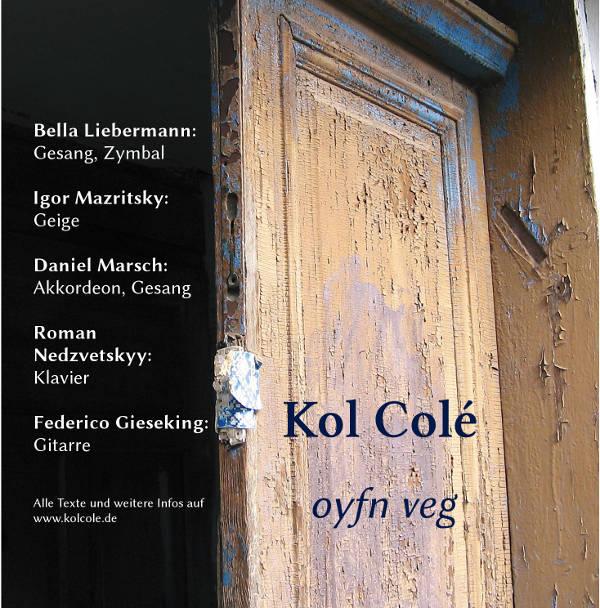 CD Kol colé